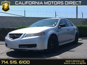 2004 Acura TL  Carfax Report - No AccidentsDamage Reported  Satin Silver Metallic  We are not