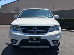 2016 Dodge Journey SXT Carfax 1-Owner Air Conditioning  AC Audio  Auxiliary Audio Input Conv