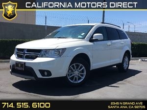 2016 Dodge Journey SXT Carfax 1-Owner  White  We are not responsible for typographical errors