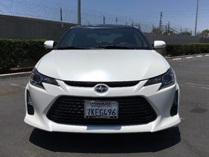 2015 Scion tC  Carfax 1-Owner - No AccidentsDamage Reported Air Conditioning  AC Audio  Auxi