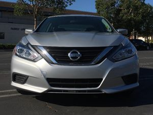2016 Nissan Altima 25 Carfax 1-Owner Air Conditioning  AC Audio  Auxiliary Audio Input Conv