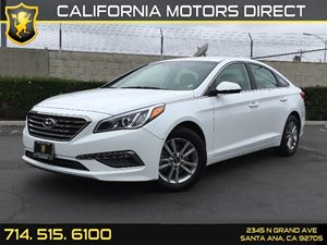 2015 Hyundai Sonata 24L SE Carfax 1-Owner - No AccidentsDamage Reported Air Conditioning  AC
