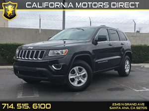 2014 Jeep Grand Cherokee Laredo Carfax 1-Owner - No AccidentsDamage Reported Air Conditioning