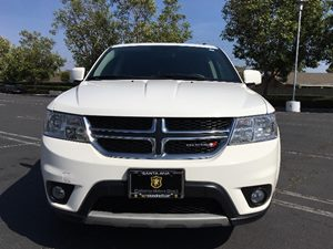 2015 Dodge Journey SXT Carfax Report - No AccidentsDamage Reported Air Conditioning  AC Audio