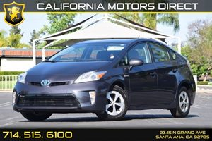 2014 Toyota Prius Two Carfax 1-Owner - No AccidentsDamage Reported Air Conditioning  AC Audio