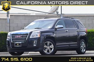 2015 GMC Terrain SLT Carfax 1-Owner - No AccidentsDamage Reported  Gray  We are not responsib
