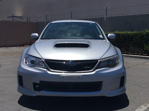 2012 Subaru Impreza Sedan WRX WRX Carfax Report - No AccidentsDamage Reported Air Conditioning