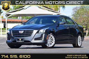 2016 Cadillac CTS Sedan Performance Collection AWD Carfax 1-Owner Air Conditioning  AC Audio