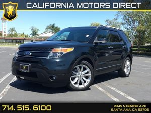 2014 Ford Explorer Limited Carfax Report Air Conditioning  AC Audio  Auxiliary Audio Input A