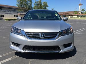 2014 Honda Accord Sedan LX Carfax 1-Owner - No AccidentsDamage Reported Air Conditioning  AC