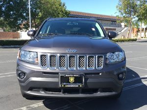 2016 Jeep Compass Latitude Carfax 1-Owner - No AccidentsDamage Reported Air Conditioning  AC