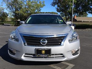 2014 Nissan Altima 25 S Carfax 1-Owner - No AccidentsDamage Reported Air Conditioning  AC Au