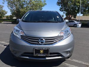 2014 Nissan Versa Note S Plus Carfax 1-Owner - No AccidentsDamage Reported Audio  Auxiliary Aud