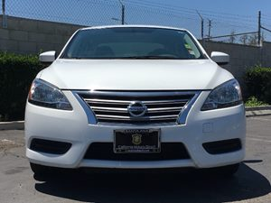 2015 Nissan Sentra SV Carfax 1-Owner - No AccidentsDamage Reported Audio  Auxiliary Audio Input