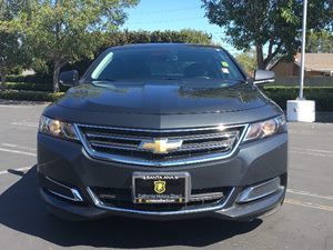 2014 Chevrolet Impala LT Carfax 1-Owner Audio  Auxiliary Audio Input Convenience  Trip Compute