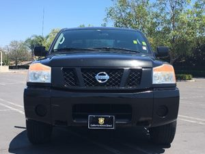 2010 Nissan Titan XE Carfax Report - No AccidentsDamage Reported Air Conditioning  AC Bucket