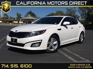 2015 Kia Optima LX Carfax Report - No AccidentsDamage Reported Air Conditioning  AC Audio  A