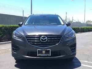 2016 Mazda CX-5 Grand Touring Carfax 1-Owner - No AccidentsDamage Reported  Meteor Gray Mica