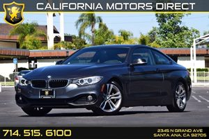 2014 BMW 4 Series 428i Carfax 1-Owner - No AccidentsDamage Reported Audio  Auxiliary Audio Inpu