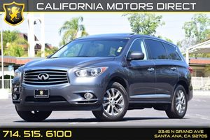 2013 INFINITI JX35  Carfax 1-Owner Air Conditioning  AC Audio  Auxiliary Audio Input Conveni