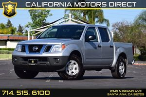 2016 Nissan Frontier S Carfax 1-Owner  Brilliant Silver  We are not responsible for typographi
