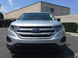 2015 Ford Edge SE Carfax 1-Owner - No AccidentsDamage Reported  Ingot Silver Metallic  We are