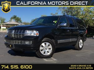 2014 Lincoln Navigator  Carfax 1-Owner - No AccidentsDamage Reported  Tuxedo Black Metallic