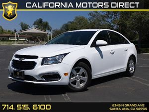 2016 Chevrolet Cruze Limited LT Carfax 1-Owner Convenience  Cruise Control Convenience  Naviga