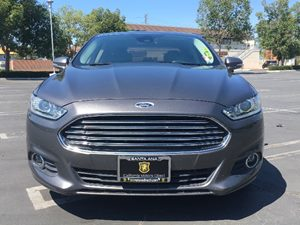 2013 Ford Fusion SE Carfax Report Displacement  2L Engine Engine Type  4 Cylinder Engine Fuel