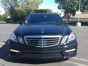 2013 MERCEDES E 63 AMG Sedan Carfax Report Audio  Auxiliary Audio Input Audio  Premium Sound S