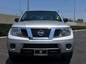 2016 Nissan Frontier S Carfax 1-Owner - No AccidentsDamage Reported  Brilliant Silver  We are