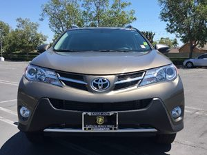 2015 Toyota RAV4 XLE Carfax 1-Owner  Brown  We are not responsible for typographical errors A