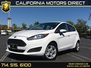 2016 Ford Fiesta SE Carfax 1-Owner - No AccidentsDamage Reported  Oxford White  We are not re