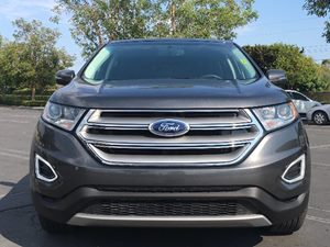 2015 Ford Edge SEL Carfax 1-Owner - No AccidentsDamage Reported  Gray  We are not responsible