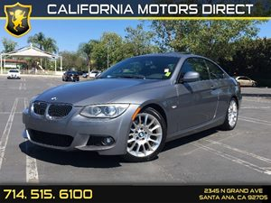 2013 BMW 3 Series 328i Carfax 1-Owner - No AccidentsDamage Reported  Space Gray Metallic  We