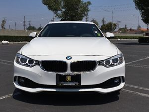 2014 BMW 4 Series 428i Carfax 1-Owner  Alpine White  We are not responsible for typographical