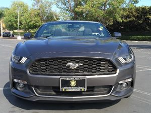 2016 Ford Mustang V6 Carfax 1-Owner - No AccidentsDamage Reported Air Conditioning  AC Audio