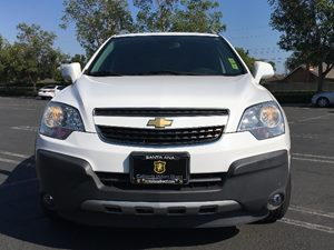 2013 Chevrolet Captiva Sport Fleet LS Carfax 1-Owner - No AccidentsDamage Reported  White  We