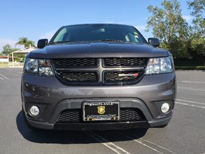 2015 Dodge Journey SXT Carfax 1-Owner - No AccidentsDamage Reported  Pitch Black Clearcoat  W