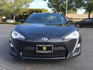 2013 Scion FR-S  Carfax 1-Owner - No AccidentsDamage Reported  Black  We are not responsible