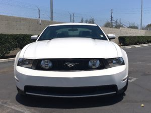 2012 Ford Mustang GT Carfax 1-Owner - No AccidentsDamage Reported  Performance White  We are