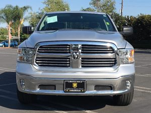 2015 Ram 1500 Big Horn Carfax Report  Bright Silver Metallic Clearcoat  We are not responsible