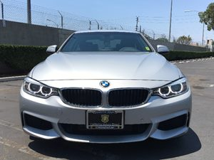 2014 BMW 4 Series 428i Carfax 1-Owner  Glacier Silver Metallic  We are not responsible for typ