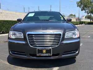 2014 Chrysler 300  Carfax Report  Gray  We are not responsible for typographical errors All p