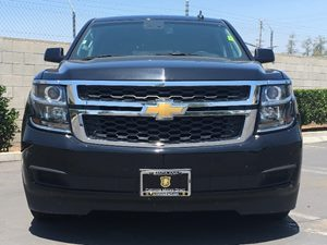 2016 Chevrolet Tahoe LT Carfax 1-Owner  Black  We are not responsible for typographical errors