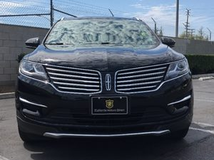 2017 Lincoln MKC Premiere Carfax 1-Owner Convenience  Back-Up Camera Convenience  Keyless Star