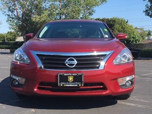 2015 Nissan Altima 35 SL Carfax 1-Owner  Cayenne Red  We are not responsible for typographica