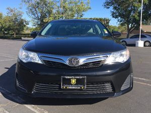 2014 Toyota Camry LE Carfax 1-Owner - No AccidentsDamage Reported  Attitude Black Metallic  W