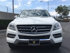 2013 MERCEDES ML 350 SUV Carfax Report - No AccidentsDamage Reported  Arctic White  We are no