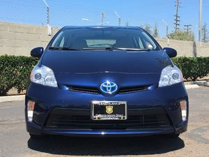 2014 Toyota Prius One Carfax 1-Owner - No AccidentsDamage Reported  Nautical Blue Metallic Se